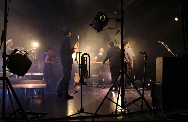 Concert Happy End Tour des Blérots de R.A.V.E.L