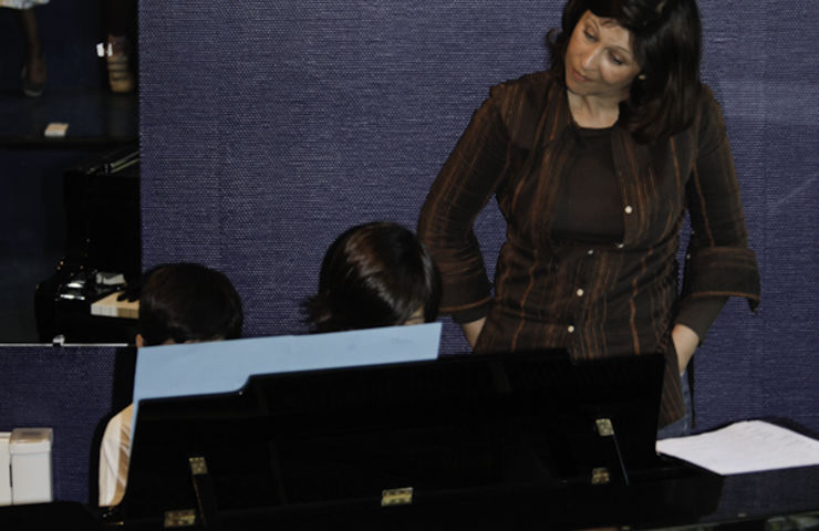 Audition du conservatoire - Avril 2013