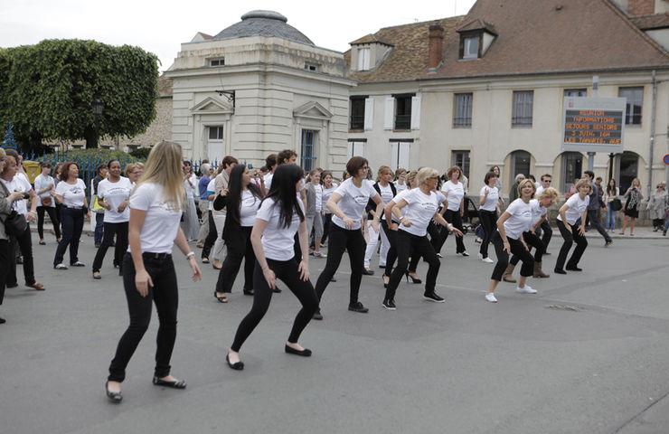 flashmob commerçants 10