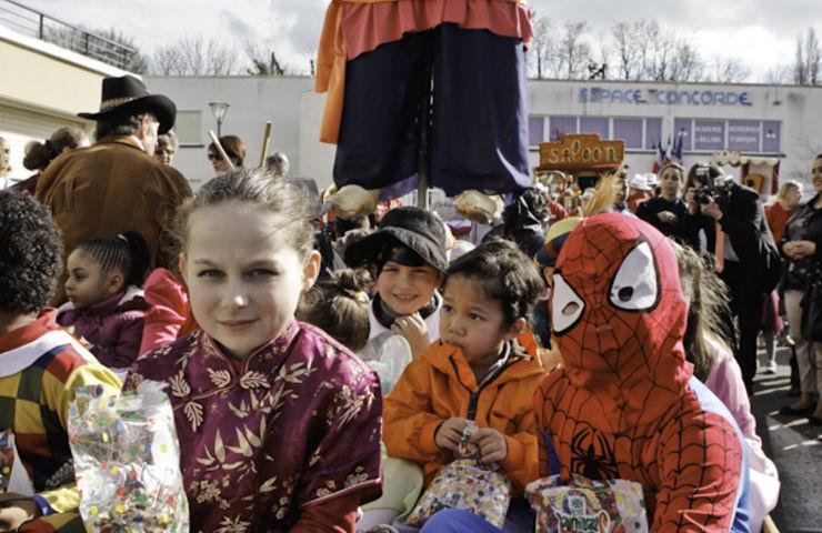 Carnaval d'Arpajon 2013