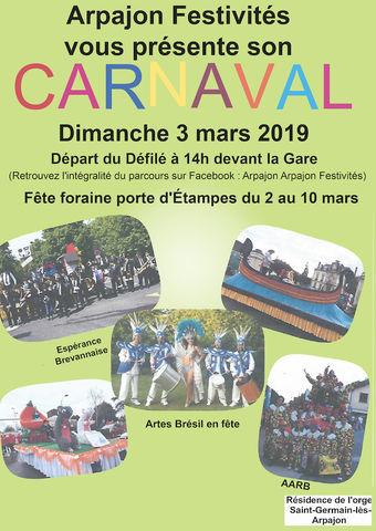 Carnaval 2019 Ville Darpajon